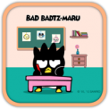 Bad Badtz-Maru Desk Theme