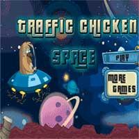 Traffic Chicken Space