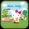 Hello Kitty Apple Theme