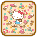 Hello Kitty Dessert Time Theme