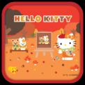 Hello Kitty Drawing Vintage Theme