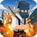 Pixel Battleground Gun