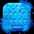 Water Drop Keyboard