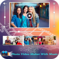 Photo Video Maker With Music : Slideshow Maker