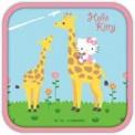 Hello Kitty Giraffe Theme