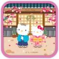 Hello Kitty Japan Theme