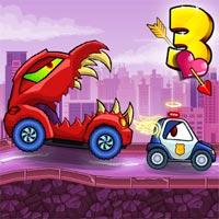 Car Eats Car 3 Racing Game