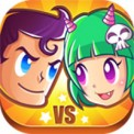 Justice vs Evil (2-Player Duel)