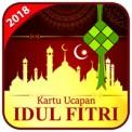 Kartu Ucapan Lebaran 2018 Idul Fitri