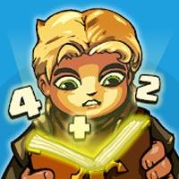 Math and Sorcery - Math Battle RPG icon