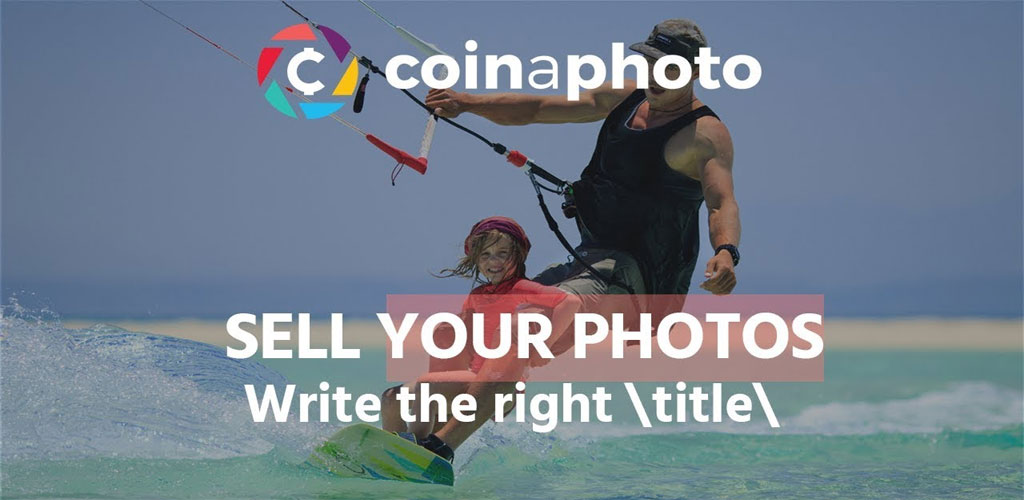 Coinaphoto - Sell Images
