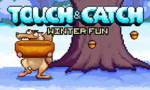 Touch And Catch - Winter Fun