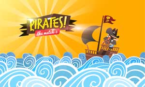 Pirates! - The match-3