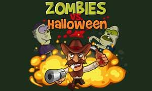 Zombie VS Halloween