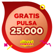 Pulsa Indosat IDR 25,000