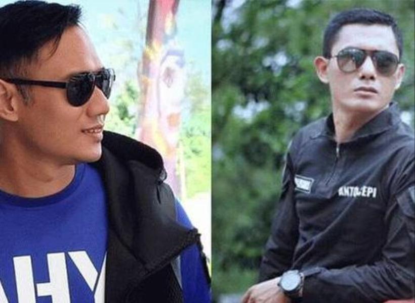Viral, Anggota TNI Ganteng Mirip AHY