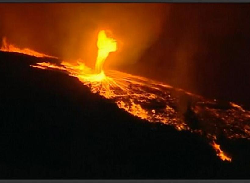 Fenomena Api Iblis Muncul di Portugal
