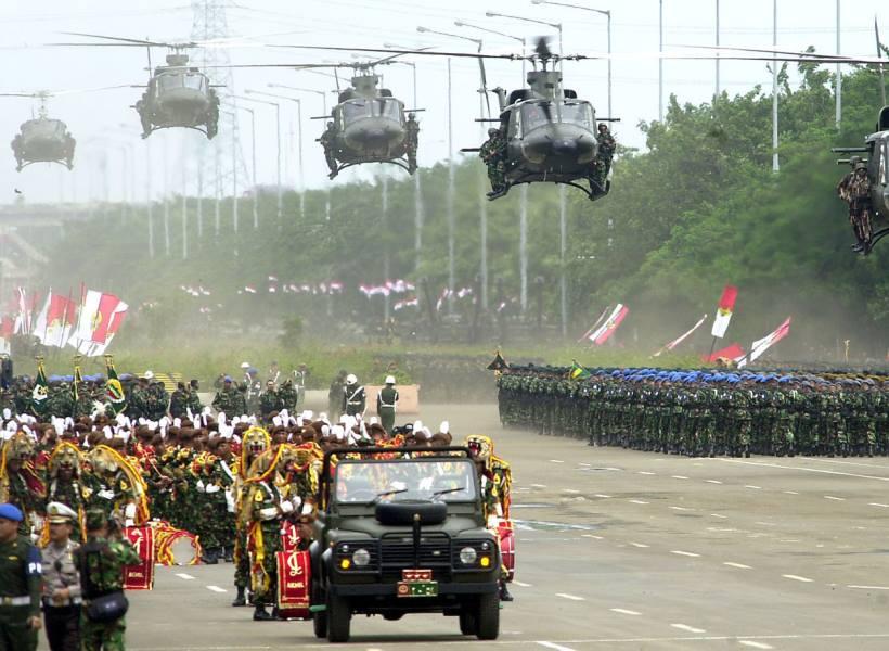 TNI Masih Terkuat di Asia Tenggara