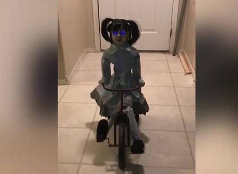 Boneka Terseram Sedunia Dijual Seharga Rp 2.2 Juta