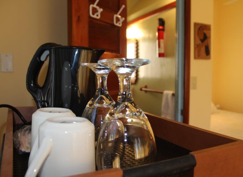 Jangan Gunakan Ketel Air di Kamar Hotel