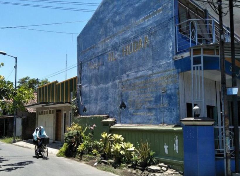 Populernya Kampung Poligami di Sidoarjo