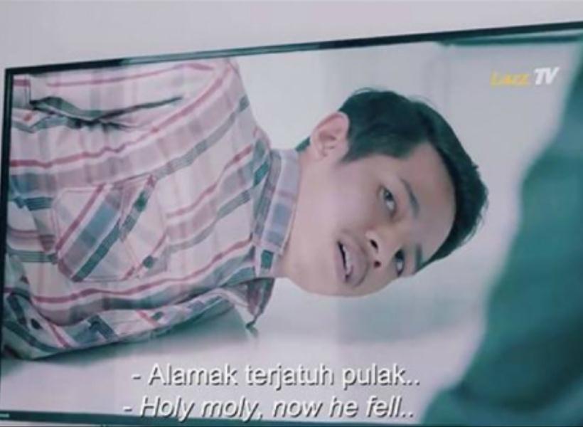 Kocak, Group Komedi Malaysia Parodikan Sinetron Indonesia