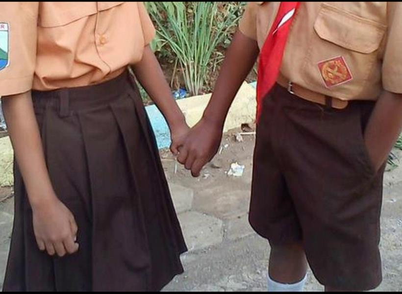 Anak SD Kirim Surat Cinta untuk Kekasih