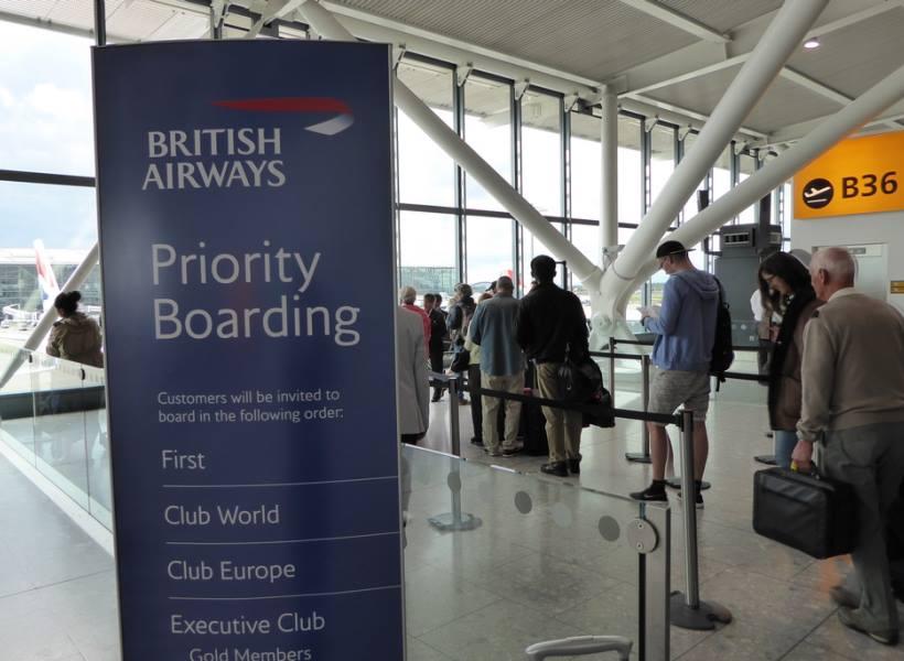 British Airways Terapkan Aturan yang Tiketnya Murah Masuk Belakangan
