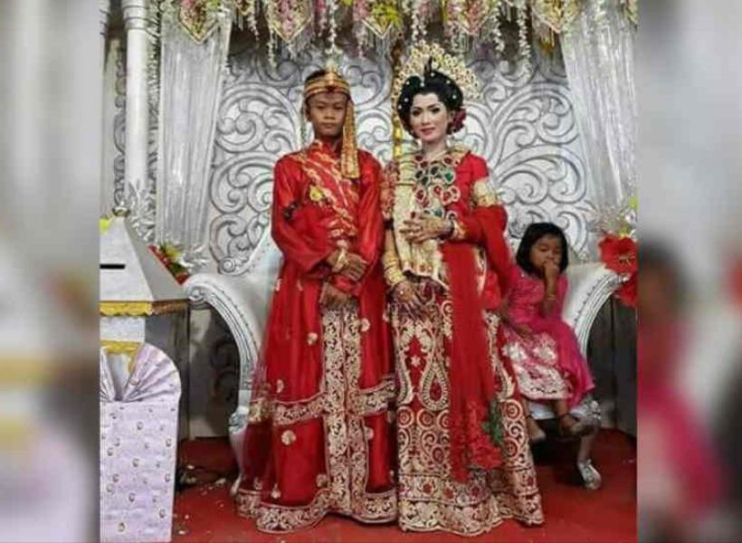 Heboh Bocah 15 Tahun Menikah di Polewali Mandar