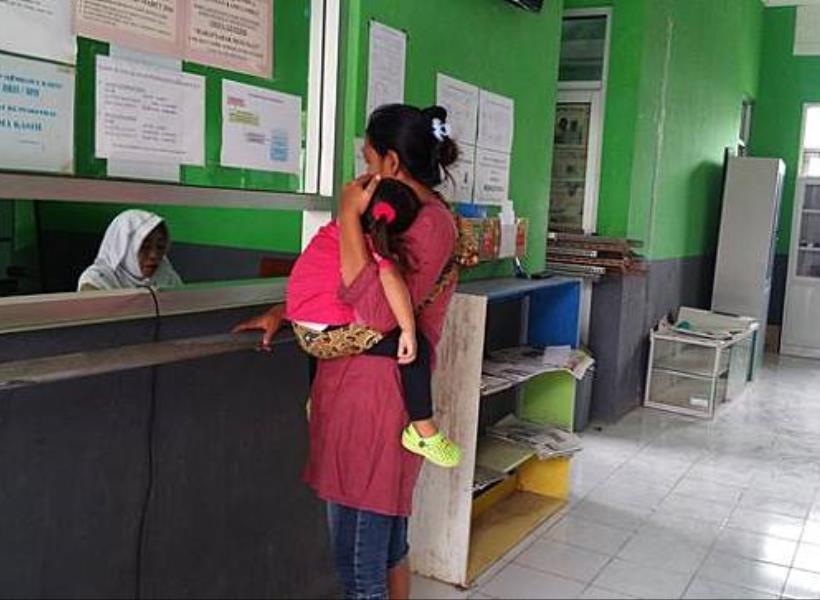 Sudah Jalan Kaki 1.5 Km, Ibu Ditolak Puskesmas Hingga Bayinya Wafat