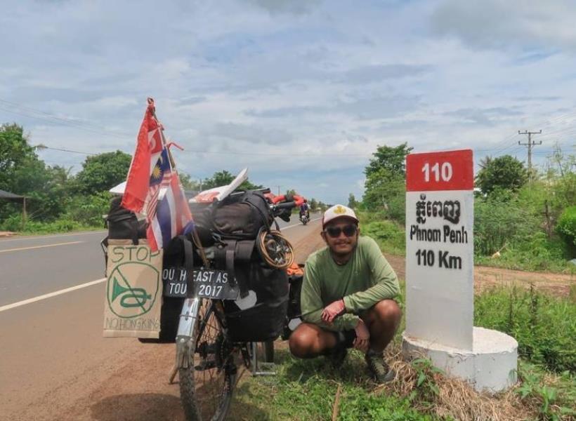 Warga Bogor Meninggal di India Saat Bersepeda Indonesia-Nepal