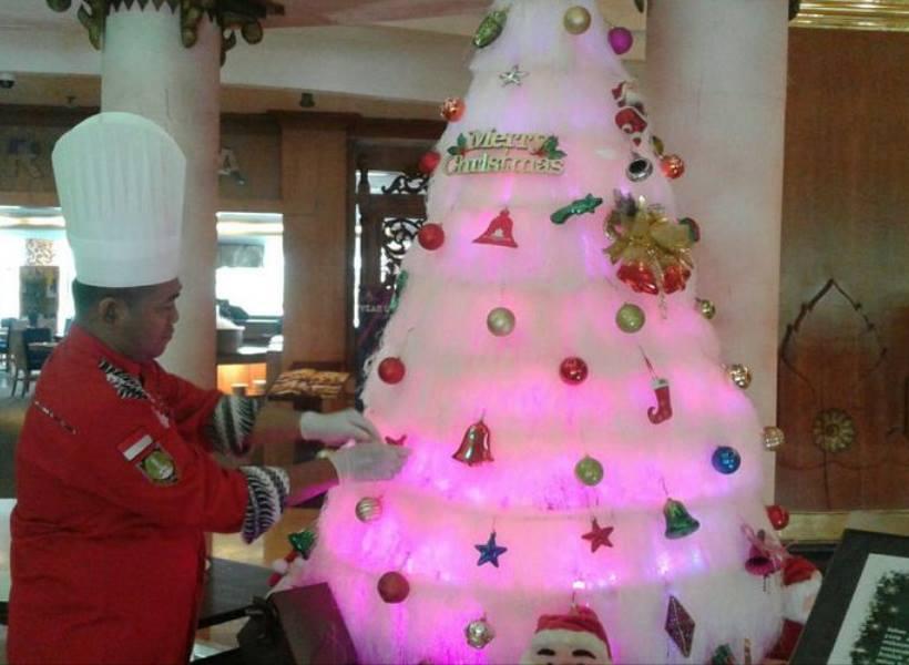 Pohon Natal dari Soun