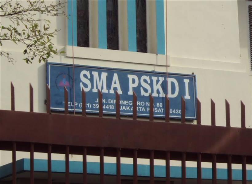 Kurikulum Unik di SMA PSKD 1