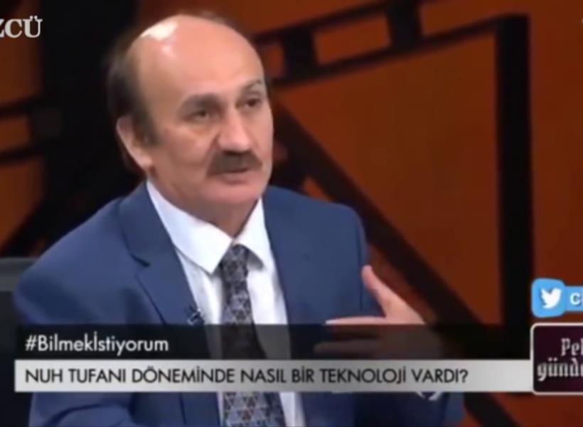 Ilmuwan Turki Sebut Nabi Nuh Hubungi Anaknya Pakai Ponsel Sebelum Banjir
