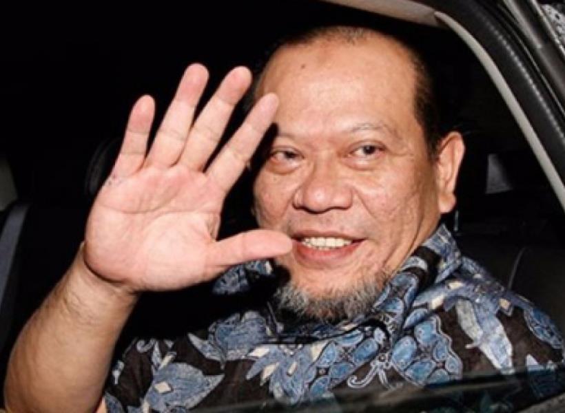 La Nyalla Klaim Prabowo Minta Uang 40 Miliar Demi Cagub Jatim