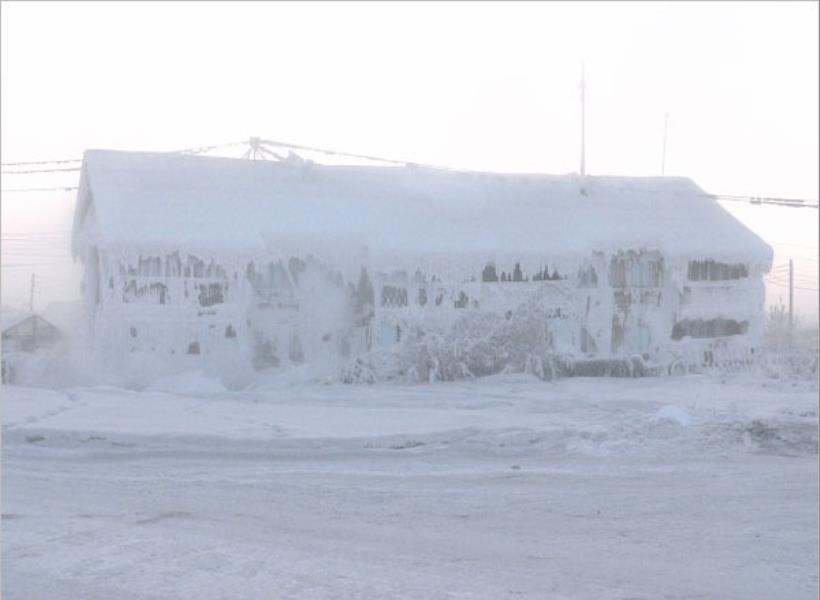 Desa Terdingin Sedunia, Bahkan Termometer Gagal Berfungsi