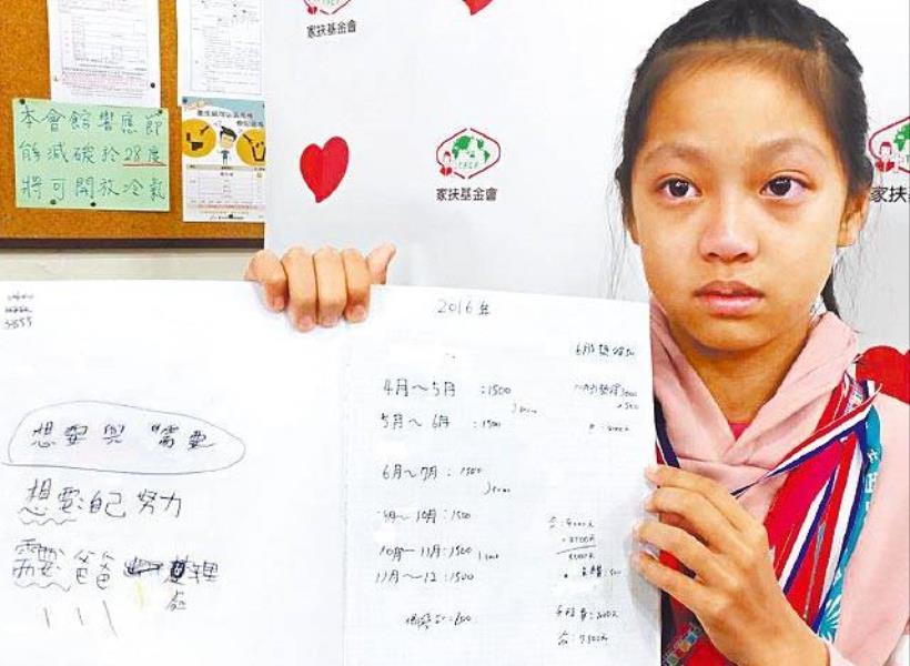 Ingin Balas Orang Tua, Gadis Ini Tulis Semua Pengeluaran di Buku