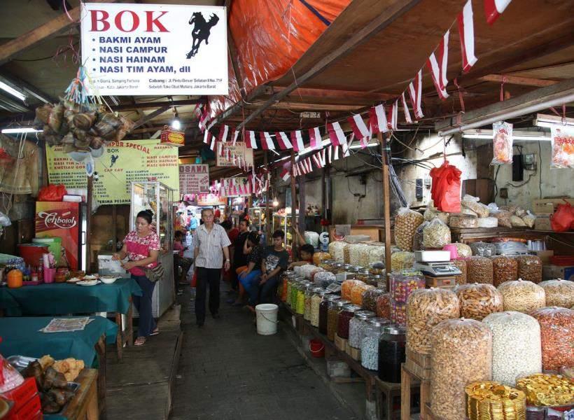 Istore Tiga Kuliner Halal Di Gang Gloria Glodok