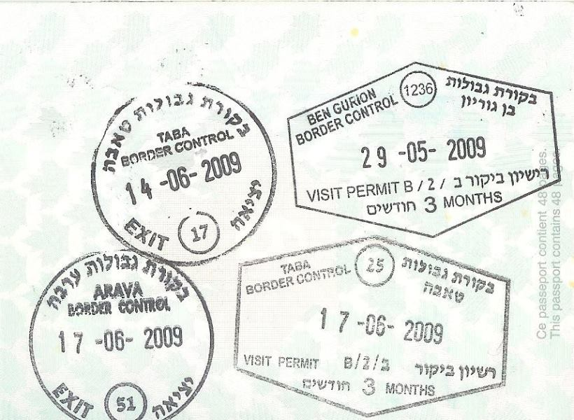 Negara yang Cap Paspornya Wajib Dihindari