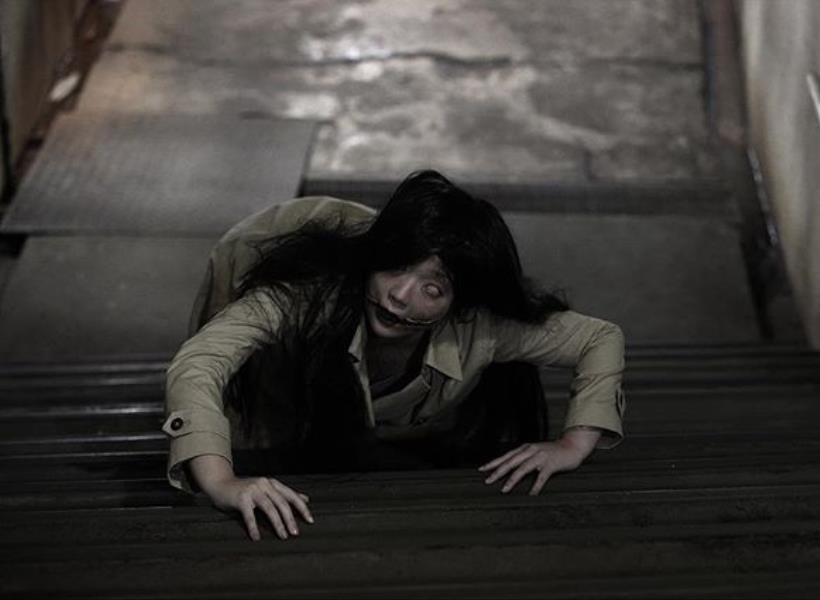 Misteri Hantu Jepang Bermulut Sobek
