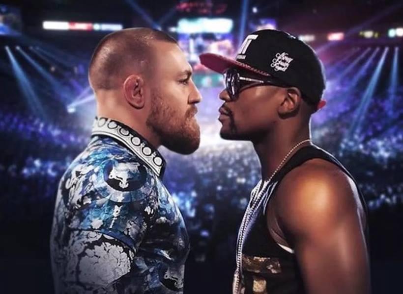 Mayweather Siap Tarung dengan McGregor di UFC