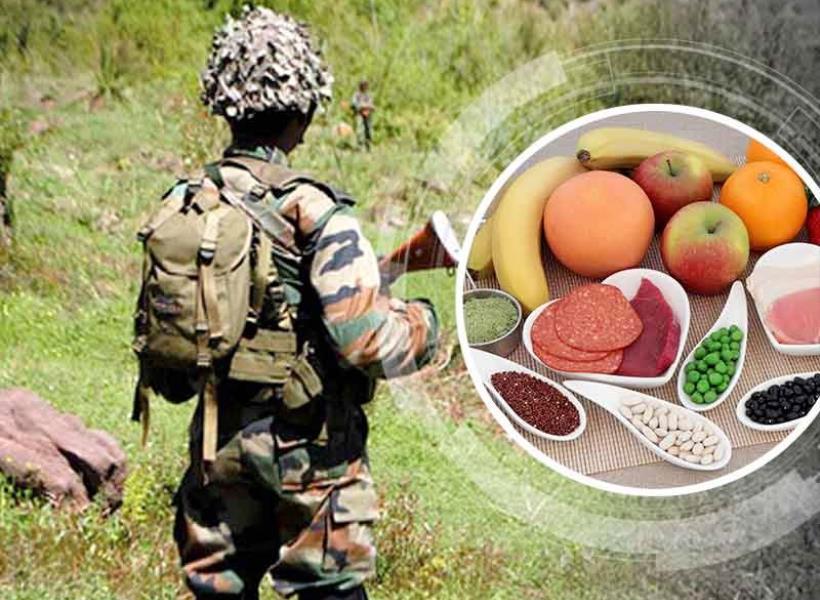 Diet Militer, Cuma 3 Hari Dalam Seminggu