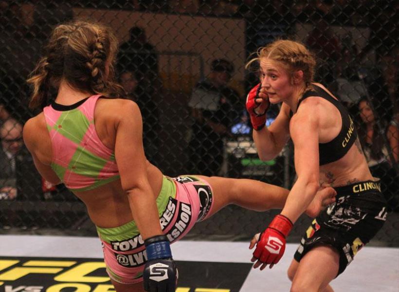 Petarung Cantik dan Seksi di Ajang UFC