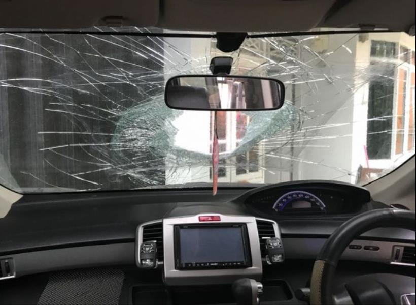 Cuma Iseng, Pengakuan 5 Pemuda Pelempar Batu di Tol