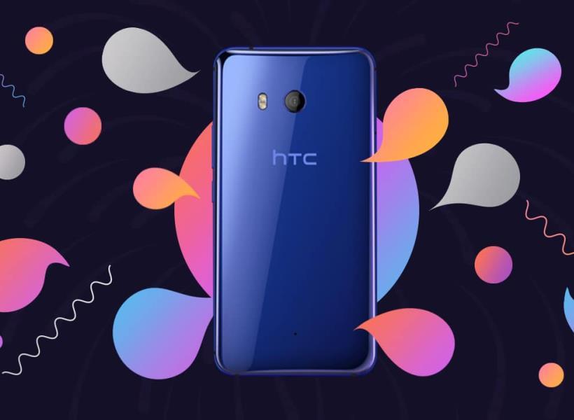 Ponsel Blockchain Garapan HTC