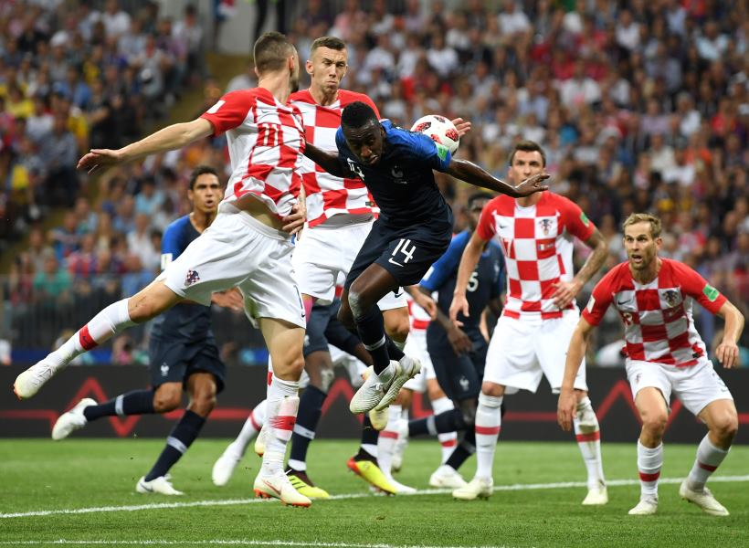 Fakta-fakta Dibalik Pertandingan Prancis vs Kroasia
