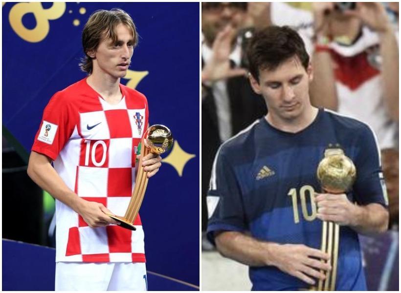 Kesamaan Final Piala Dunia 2014 & 2018
