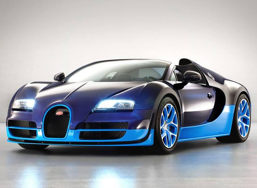 Tebak, Berapa Tarif Ganti Oli Untuk Bugatti Veyron?