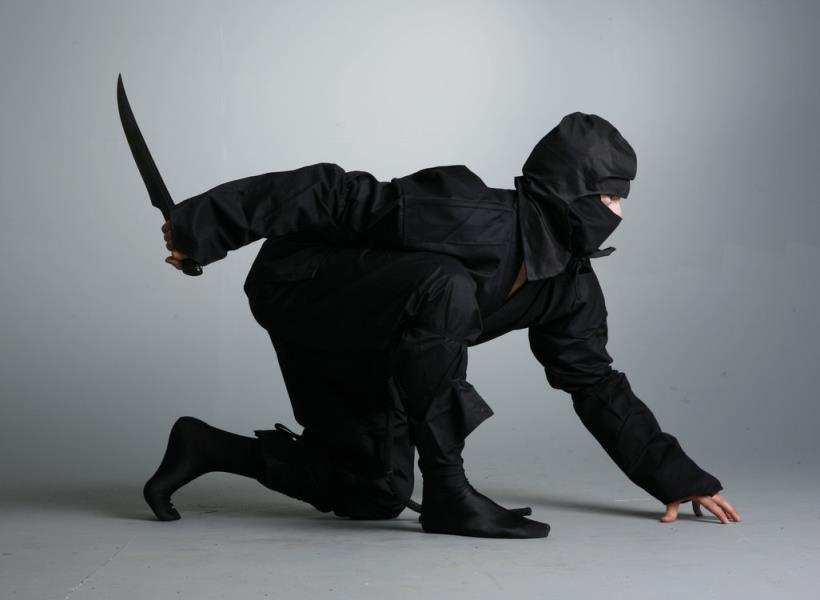 Kota di Jepang Kekurangan Ninja