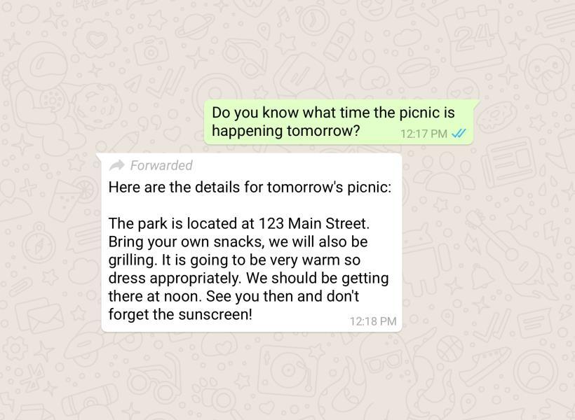 WhatsApp Akan Batasi Fitur Forward Pesan ke Grup